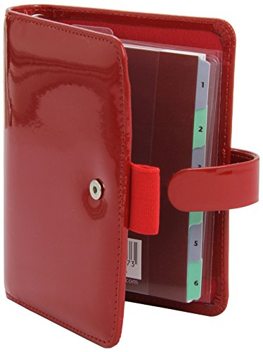 filofax-pocket-patent-red-organiser