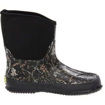 Western Chief - Kid'S Woodland Camo Neoprene Rain Boots front-825794