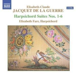Harpsichord Suites 1-6