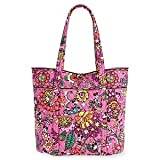 Disney Vera Bradley Theme Park Exclusive JUST MOUSING AROUND Large Vera Tote Mickey Minnie
