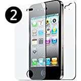 Generic Screen Protector for Apple Iphone 4 - Clear