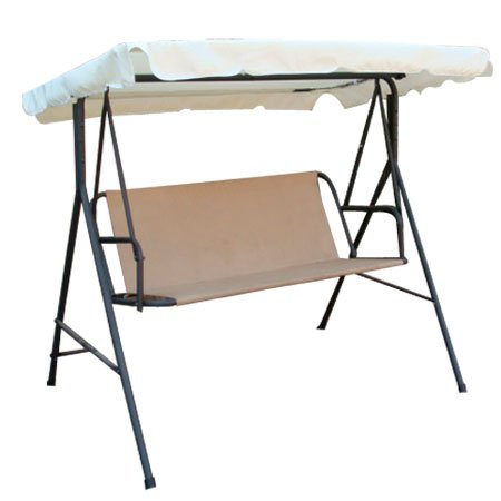 77 43 outdoor replacement swing canopy cover top porch patio seat