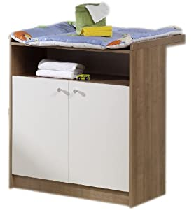 Schardt Changing Table Classic Line (Brown) from Schardt
