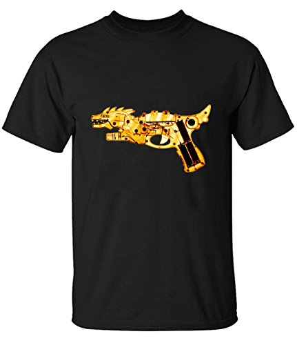 ReRabbit-dragan-gun-T-Shirts-For-Men