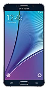 Samsung Galaxy Note 5, Black  64GB (AT&T)