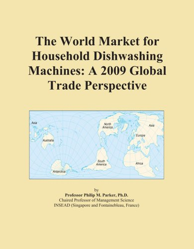 The World Market For Household Dishwashing Machines: A 2009 Global Trade Perspective front-591553