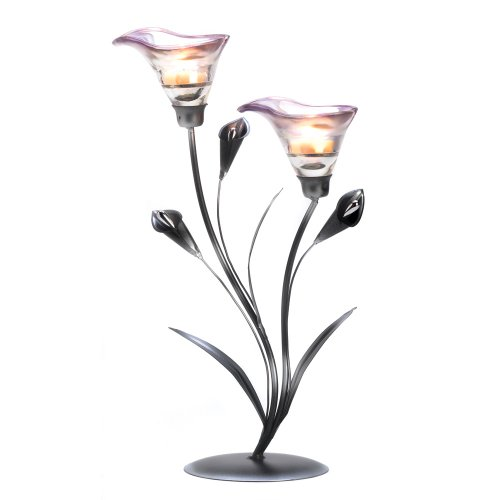 Gifts & Decor Calla Lily Wedding Centerpiece
