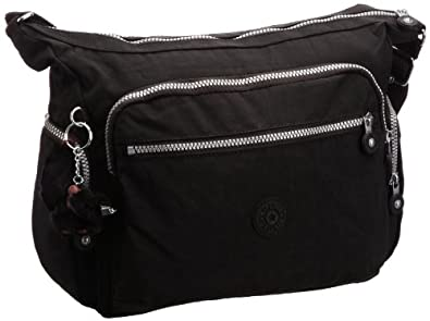 Kipling Women's Gabbie Shoulder Bag K15255900 Black