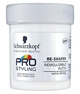 Schwarzkopf Pro Styling Re-Shaper Remouldable Putty 130 ml
