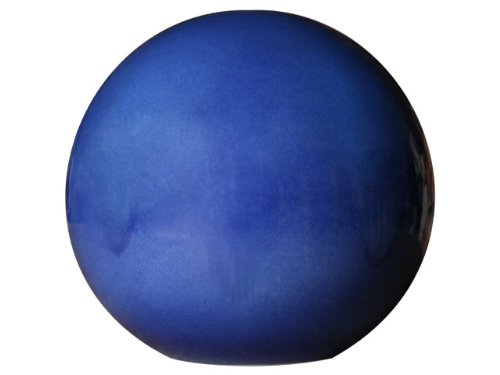 garden-ceramic-pottery-ball-in-blue-for-outdoor-use-diameter-20-cm-frost-resistant
