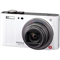 Pentax Optio RZ-18 16 MP Digital Camera with 18x Optical Zoom - White by Pentax