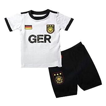 Buy CM-CG Kids Boys Germany Jersey Shirts World Cup 2014 & Short Set 2 Pc 1-7 Y by CM-CG