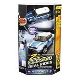Air Hogs Nano ゼロ グラビティ Real Rides - Blue/White BMW ミニ