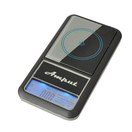 Cheap 2.0″ LCD Touchscreen Precision Digital Pocket Scale (500g Max / 0.1g Resolution / 2*AAA) (B009GH1G9M)