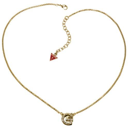 Guess Damen-Halskette 46cm Ubn11130 thumbnail