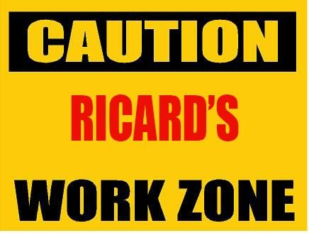 6-caution-ricard-work-zone-magnet-for-any-metal-surface