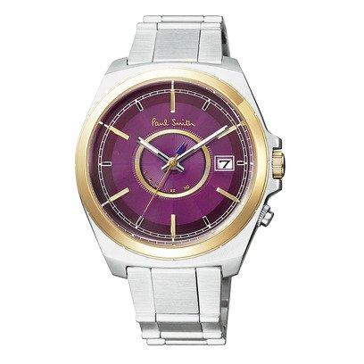 ポールスミス 電波ソーラー腕時計 クローズドアイズ 新品KL7-311-91 並行輸入品