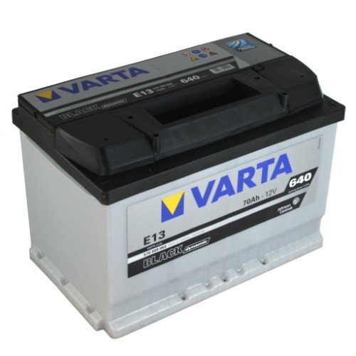 VARTA BLACK DYNAMIC AUTOBATTERIE E13 12V 70AH