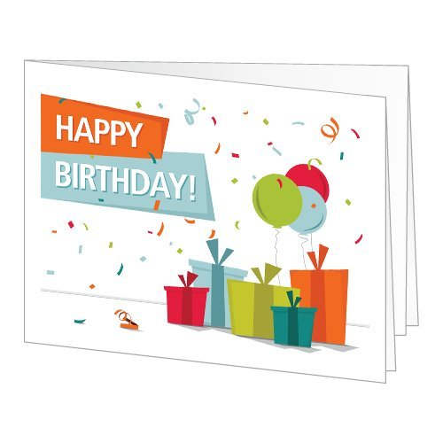 Amazon Gift Card - Print - Happy Birthday (Presents)