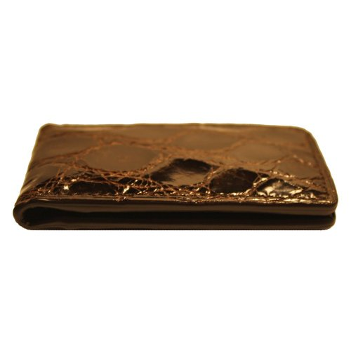 boconi-mens-crocodile-magnetic-money-clip-brown