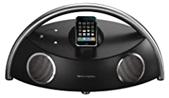Harman Kardon Go+Play Micro (Apple iPhone/iPod Dock, inklusive 20,- Euro iTunes Gutschein) schwarz ab 134,99 Euro inkl. Versand