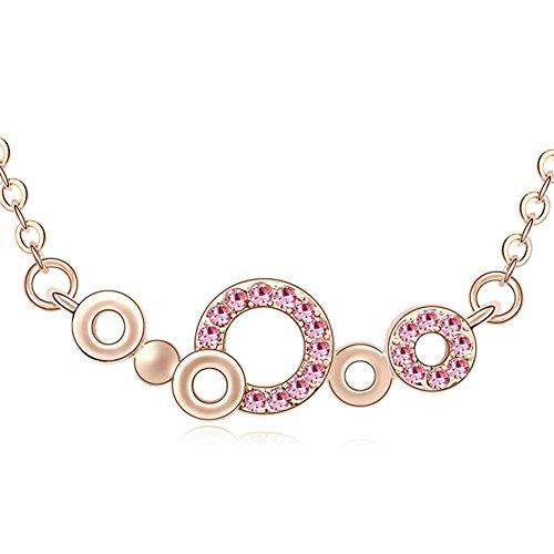 kingsix-18k-gold-plated-swarovski-elements-crystals-pendant-necklace-k10261-magic-bubbles-rose-