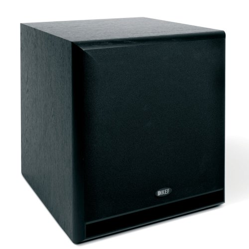 Kef C4 Subwoofer - Black (Single)