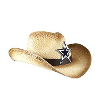 NFL Dallas Cowboys Ladies Cowboy Hat, Ombre by Littlearth