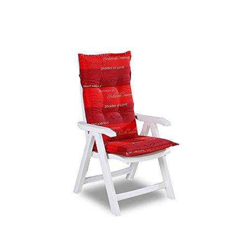 BEST Gartensessel »2 Sessel Florida« 2 Stühle, weiß günstig online kaufen