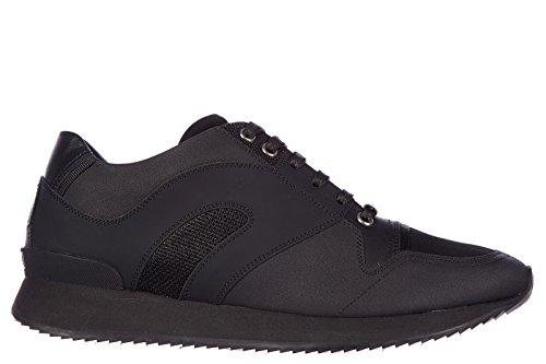 dior-chaussures-baskets-sneakers-homme-en-cuir-b12-noir-eu-39-3sn090vob