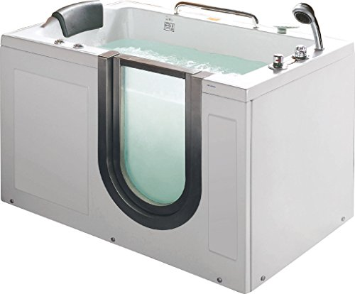 Walk-In-Hydrotherapy-Jetted-and-Air-Massage-Bathtub-with-1500w-Heat-Pump-Ozone-Generator-Underwater-Lighting-Thermostatic-Faucets-SEAT-FACING-RIGHT