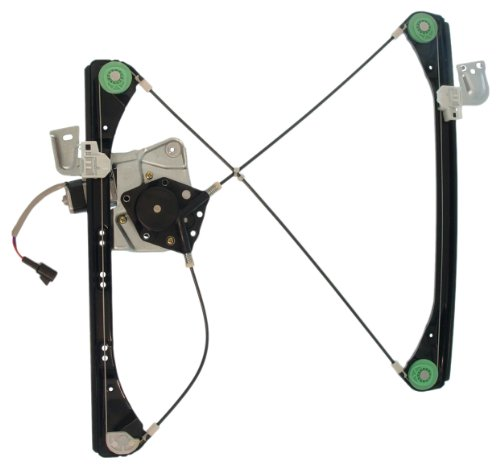 Dorman 741-643 Oldsmobile/Pontiac Front Driver Side Window Regulator with Motor (2003 Alero Window Regulator compare prices)