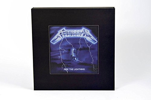 Metallica - Ride The Lightning (Deluxe Boxset) (4lp/6cd/1dvd W/book, Mini Book And Poster Set) - Zortam Music
