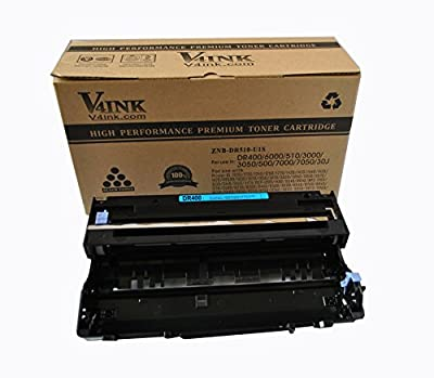 V4INK ® New Compatible with Brother DR400 /DR510Drum Unit compatible with Brother HL-1030 1230 1240 1250 1270 1430 1435 1440 1450 1470 P2500 1650 1670 1850 1870 5030 5040 5050 5070 5130 5140 5150 5170 DCP-1200 1400 8040 8045 MFC-1260 1270 2500 8300 8500 8