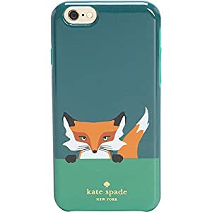 kate spade new york novelty fox iphone 6 6s. Black Bedroom Furniture Sets. Home Design Ideas