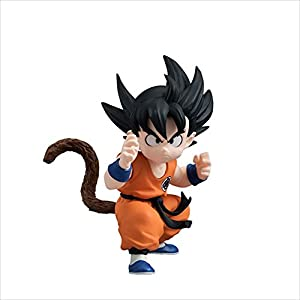 "Bandai Tamashii Nations BAN95176 Dragon Ball Styling Son Goku ""Dragon Ball"" Action Figure"