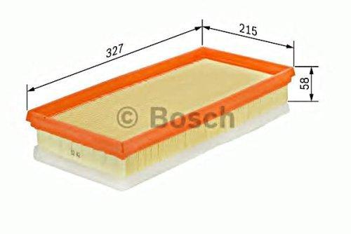 BOSCH Engine Air Filter Insert Fits VOLVO XC70 V70 II S80 S60 SW 2-3L 1998-2010