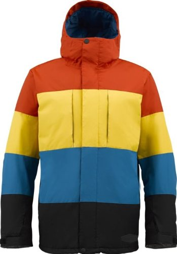 Burton Encore Jacket Men's Burner Colorblock XL