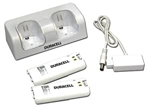 Wii - Duracell Wii Charger, weiß