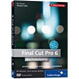 "Final Cut Pro 6 - Das Praxis-Training (DVD-ROM)von ""Galileo Press"""