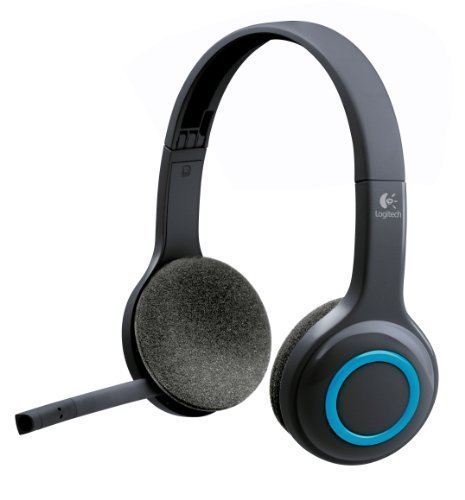 Logitech Wireless Headset H600 Over-The-Head Design (981-000341)