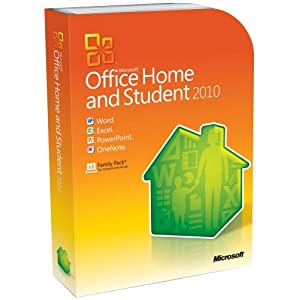 Microsoft Office 2010 Home & Student (Disc Version)