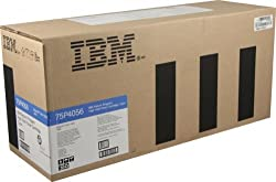 IBM 75P4048 High Yield Toner Cartridge Cyan Infoprint