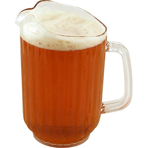 Plastic Beer Pitcher - 60 oz (Pitchers Of Beer compare prices)