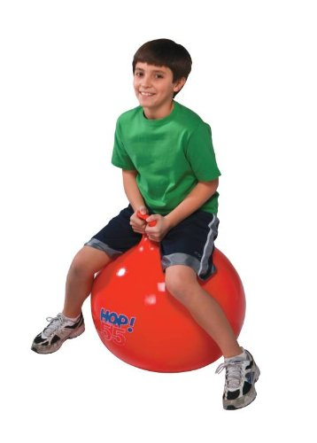 Sportime Spring Balls Super Hop 55 - 22 To 24 Inches front-1035242