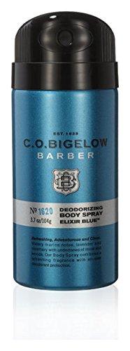 Bath and Body Works C.o. Bigelow Exilir Blue Deodorizing Body Spray Nº 1620 Deodorizing Bath