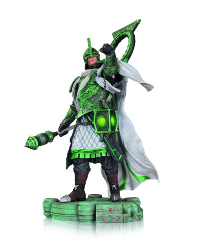 DC Collectibles Infinite Crisis: Arcane Green Lantern Statue