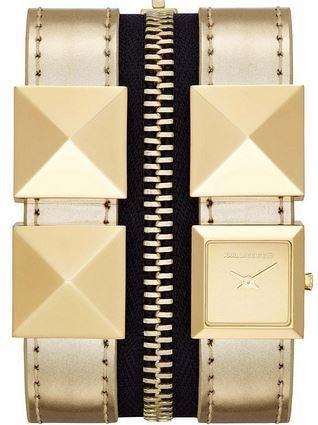 Karl Lagerfeld Orologio da polso da donna al quarzo in pelle KL2009