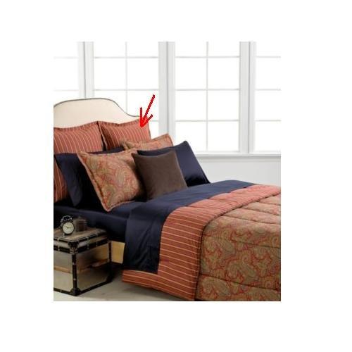 Ralph Lauren Edmonton Striped European Pillow Sham front-990757