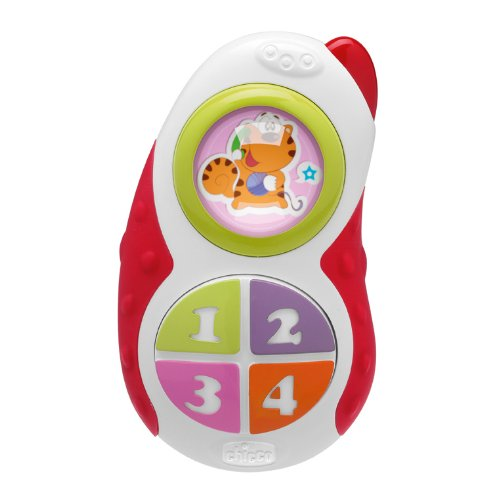 Chicco Baby Phone - 1
